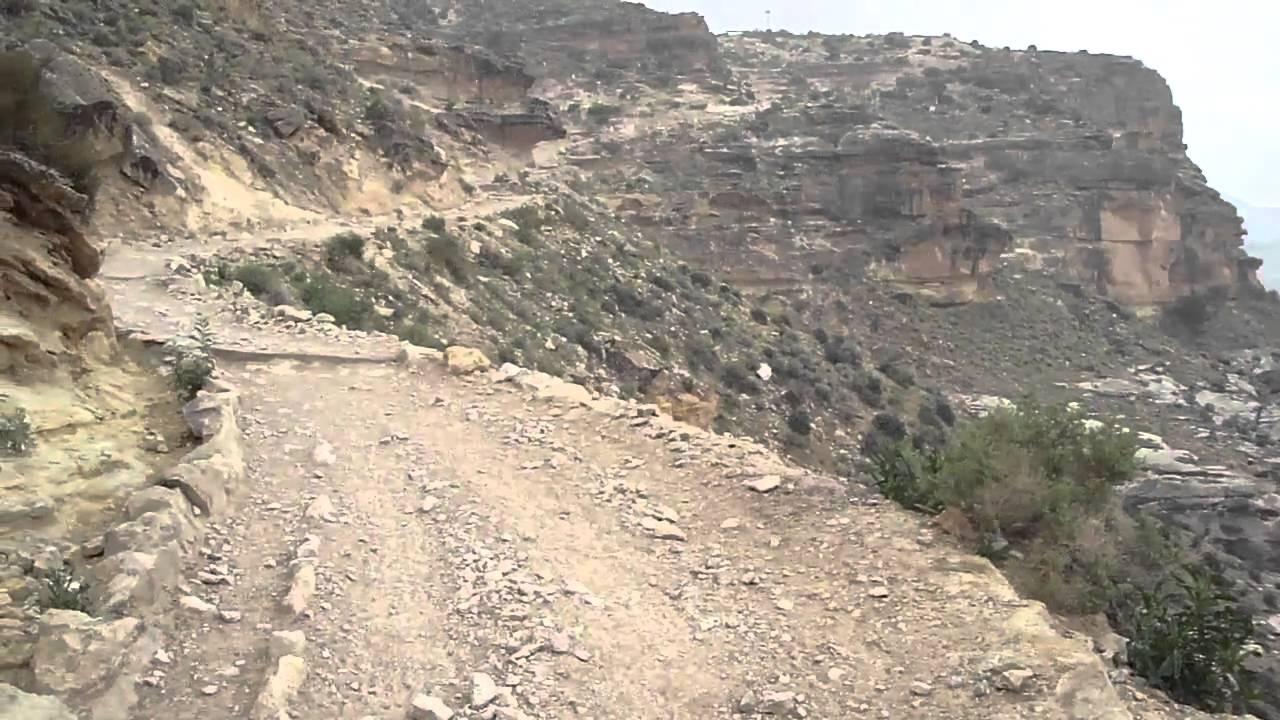 hualapai hilltop switchbacks, grand canyon, arizona - backpacking