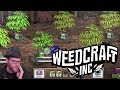 Let's Play Weedcraft Inc - Part 2 - Weed Science Fun - Weedcraft Gameplay