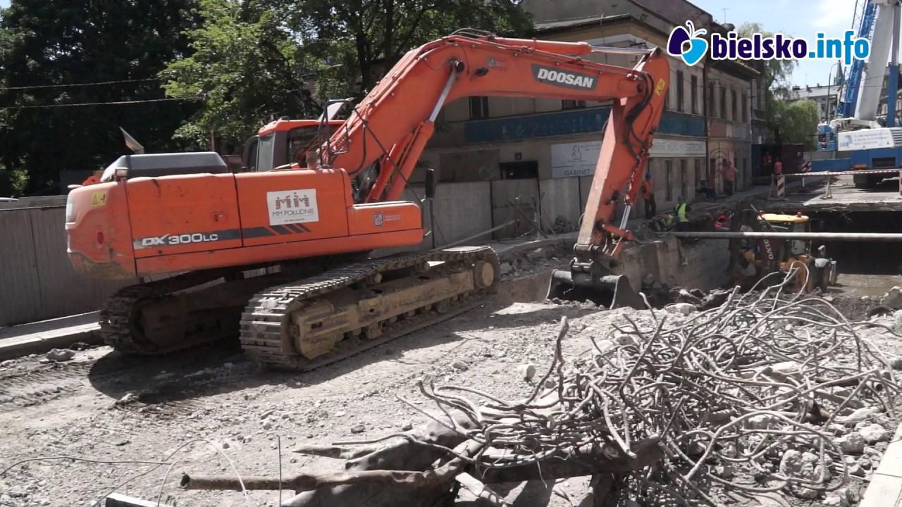 Przebudowa ulicy Stojałowskiego – 22.06.2017