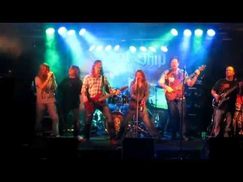 Ghost Ship - SO what you fuking cunt@ The Thirsty Duck, Sioux Falls, SD-Feb 7th, 2015