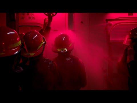 Navy Damage Controlman – DC