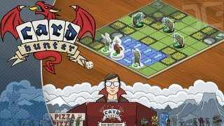 Card Hunter - A Tabletop Strategy Card Game - Indie Game Spotlight