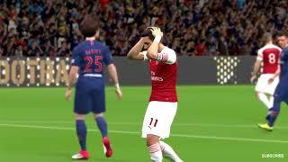 Arsenal vs PSG   International Champions Cup 2018 Gameplay