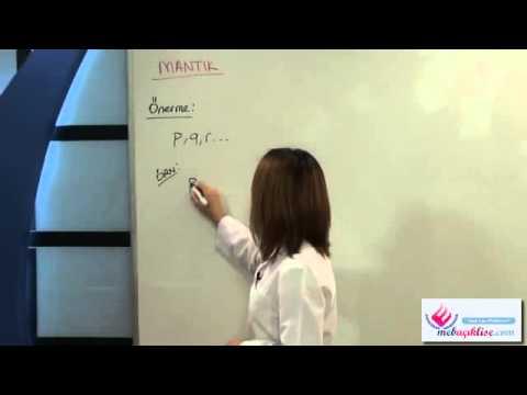 Açık Lise Matematik-1 Görüntülü Eğitim Seti Konu Anlatımı Demosu