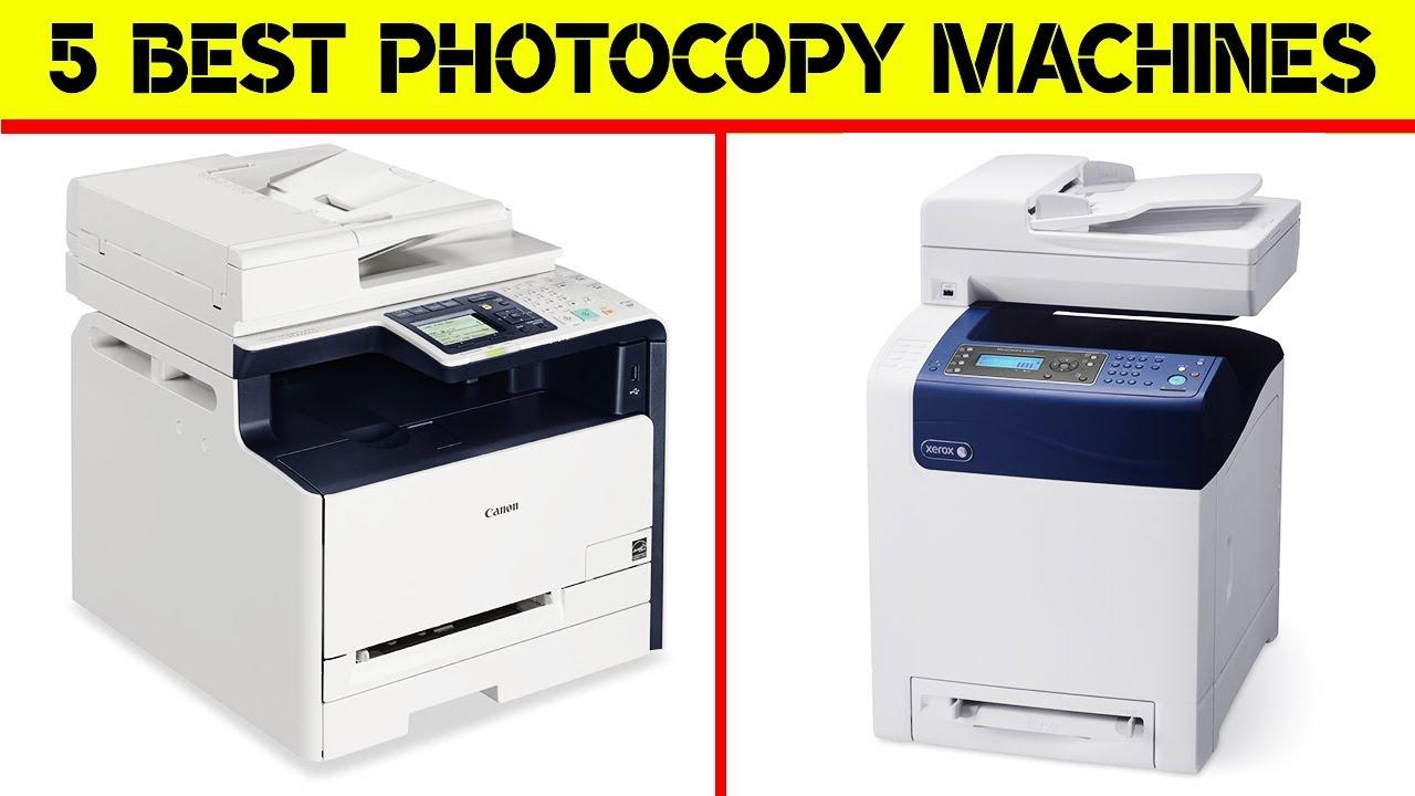 5 Best Photocopy Machines On Amazon Best Product Youtube