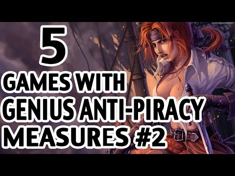 5 Games With Genius Anti Piracy Measures Part 2