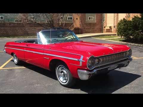 [SOLD] 1964 Dodge Polara 500 Convertible For Sale