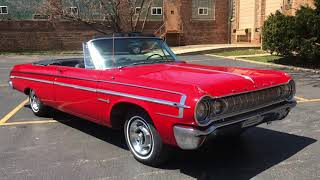 1964 Dodge Polara 500 Convertible For Sale