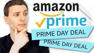 The BEST Tech Deals for Amazon Prime Day! (YA BLEW IT THEY'RE GONE LOL)