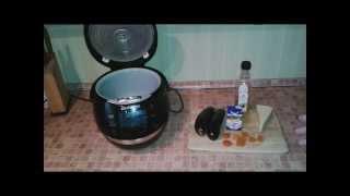 Домашние видео рецепты -  баклажаны в пикантном соусе в мультиварке(ИНГРЕДИЕНТЫ: •3 шт. баклажаны •2-3ложки сливки 10% •50 г. Сыр твердый •50 г. курага •Соль •Оливковое масло..., 2015-09-07T13:00:12.000Z)