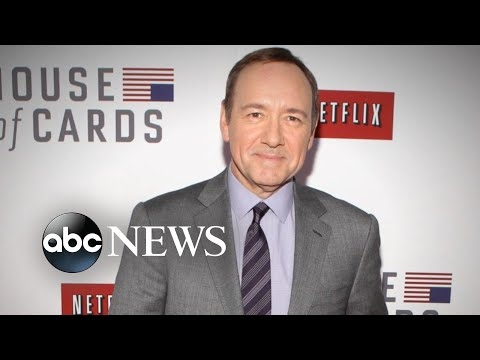 Kevin Spacey faces new allegations from