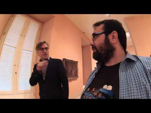 #MuseumWeek - Chincheto visita el Thyssen - Descubre algunos de sus secretos -