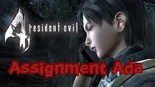 Assignment Ada - Resident Evil 4: Ultimate HD Edition - Let