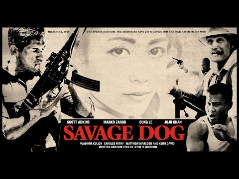 Savage Dog (2017 Movie) Official Trailer #1 - Scott Adkins