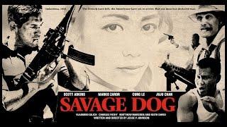 Savage Dog (2017 Movie) Official Trailer #1 - Scott Adkins