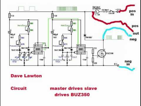 on hho wiring schematic