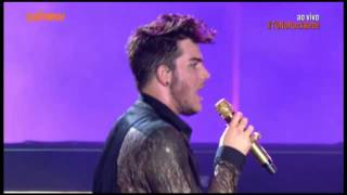 Queen + Adam Lambert - I Want To Break Free - Rock In rio 2015