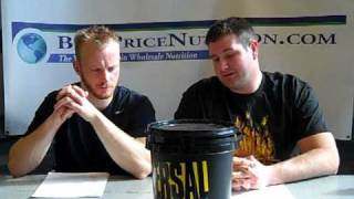 Universal Real Gains Weight Gainer Review