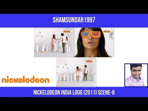 Nickelodeon India Logo (2011) Scene-6