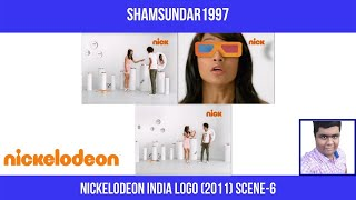 Nickelodeon India Logo (2011) Scene-6
