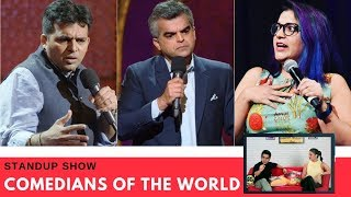 Just Binge Reviews: Standup Show | Comedians Of The World