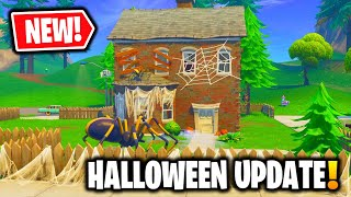 FORTNITE NEW HALLOWEEN EVENT UPDATE! SKULL TROOPER RETURNING HALLOWEEN SKINS FORTNITE BATTLE ROYALE