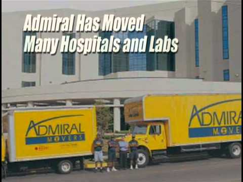 Admiral Movers Montgomery AL Mayflower Transit Agent