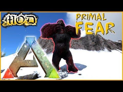 ARK PRIMAL FEAR - #38 ►LA CONQUÊTE DE L'APEX MEGAPITHECUS ! [FR MOD]