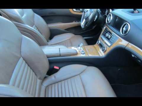 2014 Mercedes Benz SL550 For Sale In Delray Beach, FL