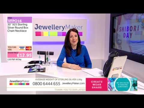 JewelleryMaker LIVE 20/02/17 1PM - 6PM