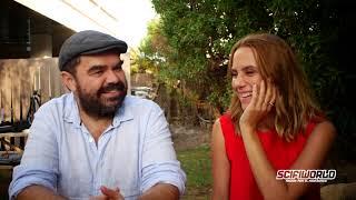 aura Garrido interview