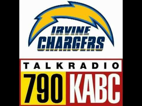 Irvine Chargers As Heard On AM 790 KABC Radio (Airdate November 20, 2011)