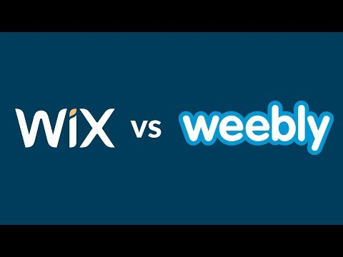 Wix vs Weebly: Which Website Builder Should You Use?