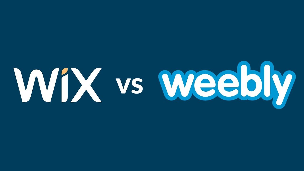 Wix vs Weebly: Which Website Builder Should You Use? - YouTube