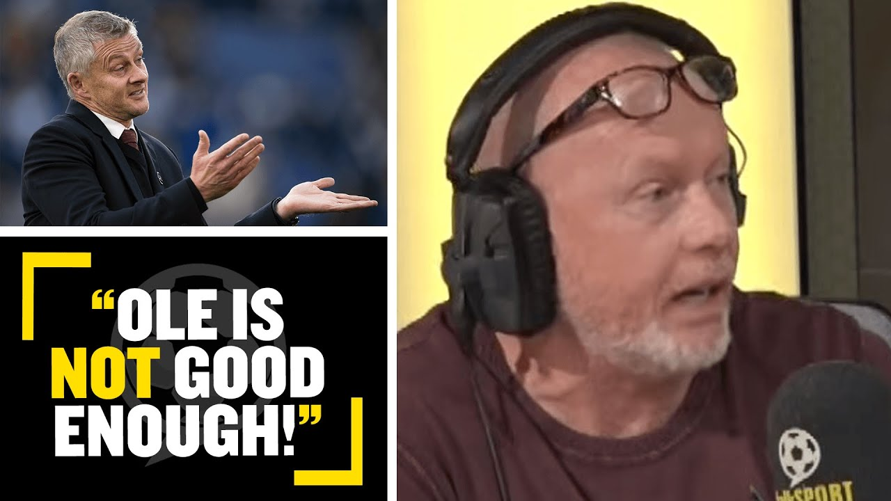"""Download """"OLE IS NOT GOOD ENOUGH!"""" Perry Groves slams Solskjaer for his performance as Man United boss!"""