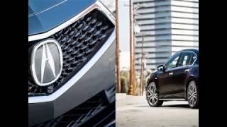2018 Acura RLX Sport Hybrid SH-AWD | Super handling All-Wheel Drive