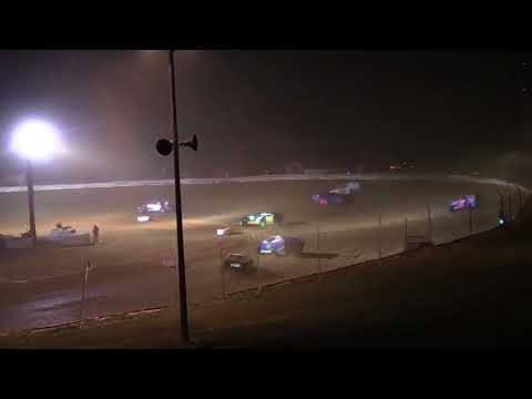 Midway Speedway Mark Luning Memorial Modified Feature 9-30-17