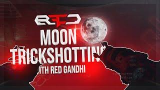 Zombies Trickshotting Ep. 11 (Moon) | Red Gandhi