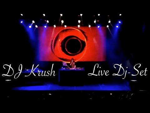 DJ Krush -  Scratch, Mix, Speech, Live Sampling Techniques (2015)