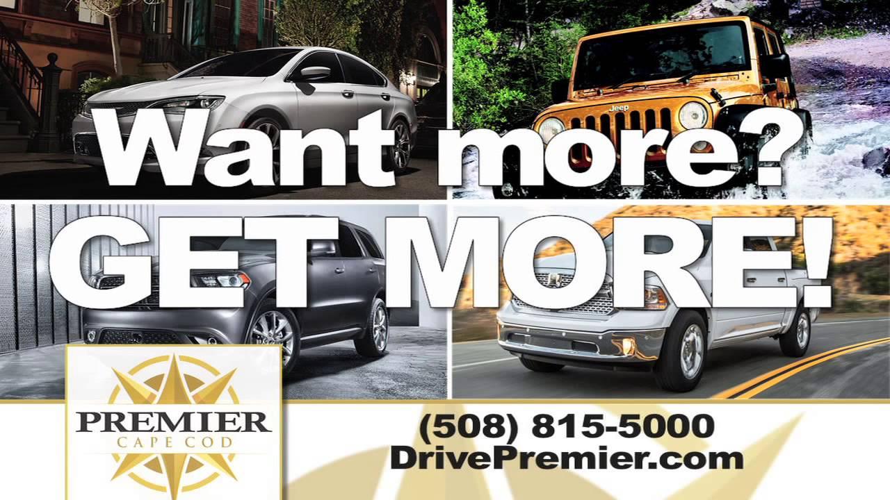 Premier Cape Cod   Chrysler, Dodge, Jeep, RAM