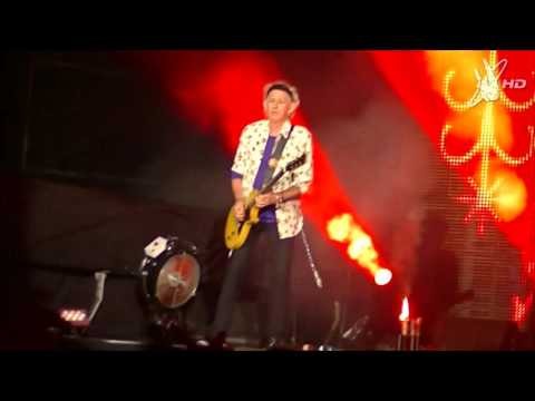The Rolling Stones - Sympathy For The Devil - Live Bogotá 10/03/2016