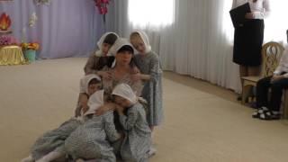 """Танец """"Дети войны"""" на 9 мая"""