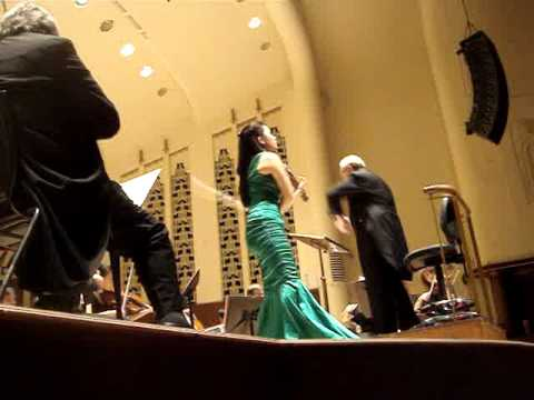 Sarah Chang plays the Brahms Violin Concerto in D Major Op. 77