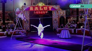 El circ Raluy Legacy estrena a Calafell el seu nou espectacle 'Todo (lo)cura'