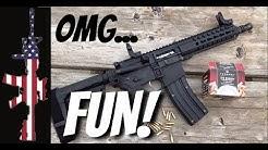 Own a AR15?  MUST Watch!! - 22 LR CMMG upper