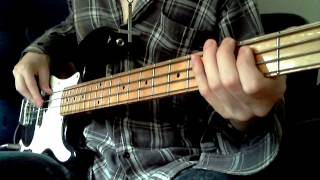 [HD] Sweet Transvestite - The Rocky Horror Picture Show - Bass cover