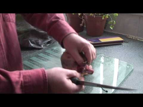 How to pluck and gut a pheasant
