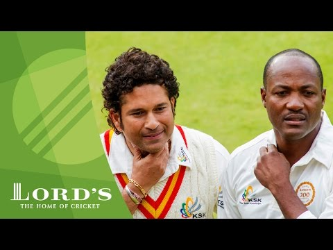 Brian Lara Exclusive On Sachin Tendulkar | MCC/Lord's