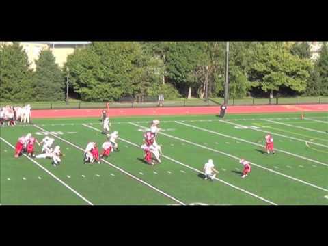 2014 University of Vermont Football vs Boston Terriers Highlights