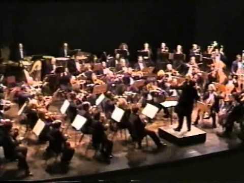 Villa Lobos: Bachianas Brasileiras n°4 - 2° mov. - Haifa Symphony Orchestra - G.L.Zampieri, reg.